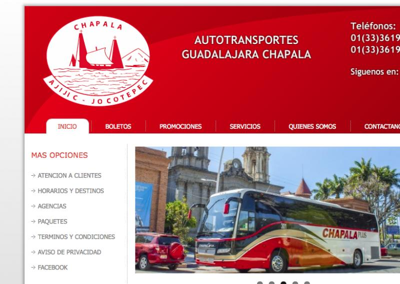 Autotransportes Chapala Plus