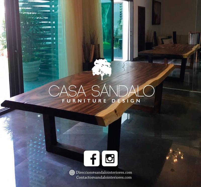 Casa Sándalo Furniture