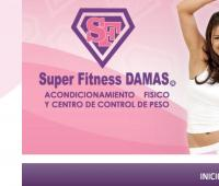 Super Fitness Damas Guadalupe