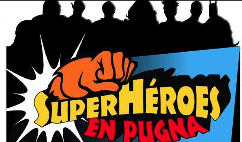La Productora de Superhéroes en Pugna