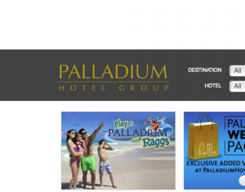 Hotel Palladium Resort & Spa