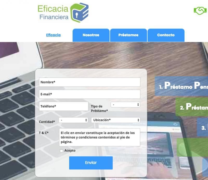 Eficacia Financiera