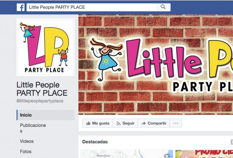 Little People Party Place