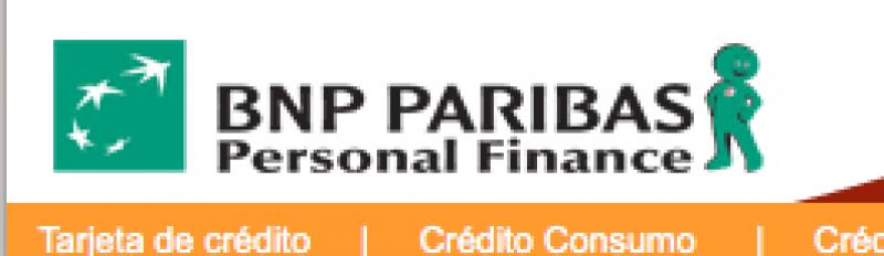 BNP Paribas Personal Finance