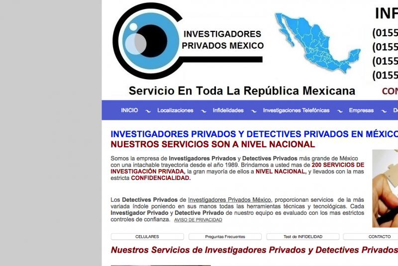 Detectives-privados.com.mx