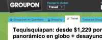Groupon Cancún