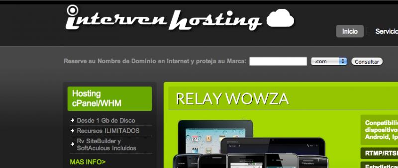 Intervenhosting.net