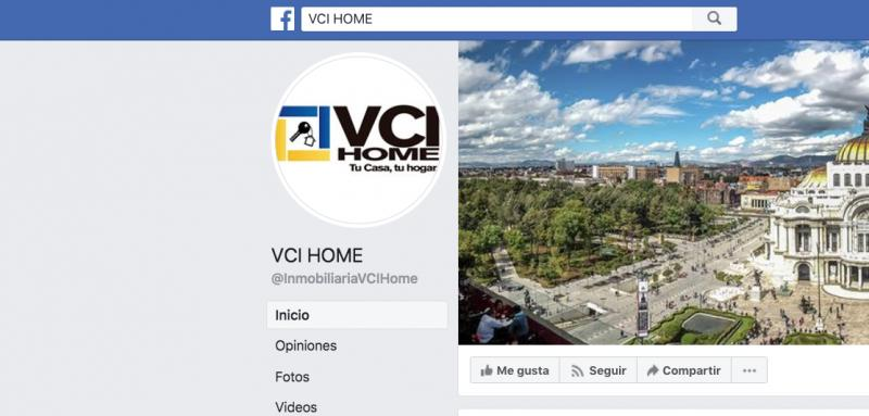 VCI Home