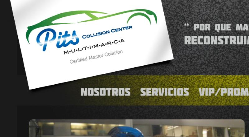 Pits Collision Center