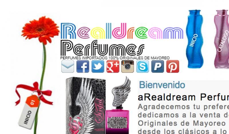 Real Dream Perfumes