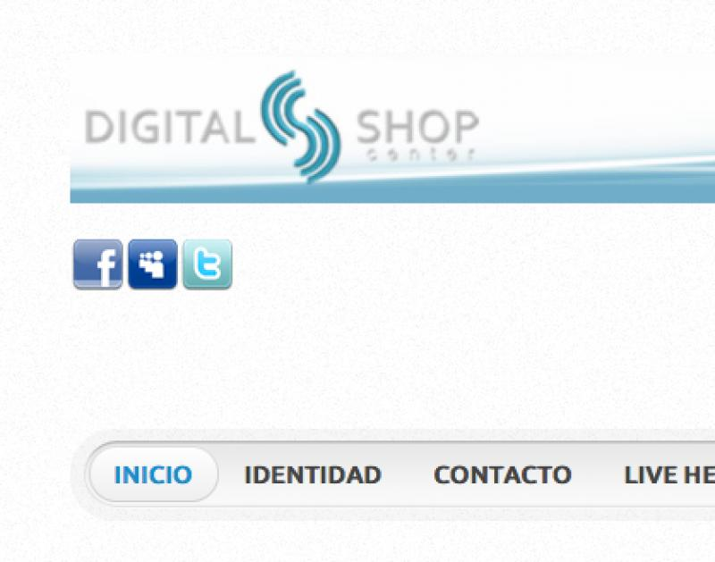 Digital Shop Center