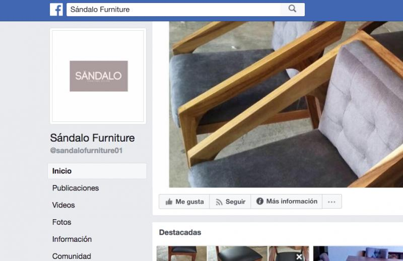 Sándalo Furniture