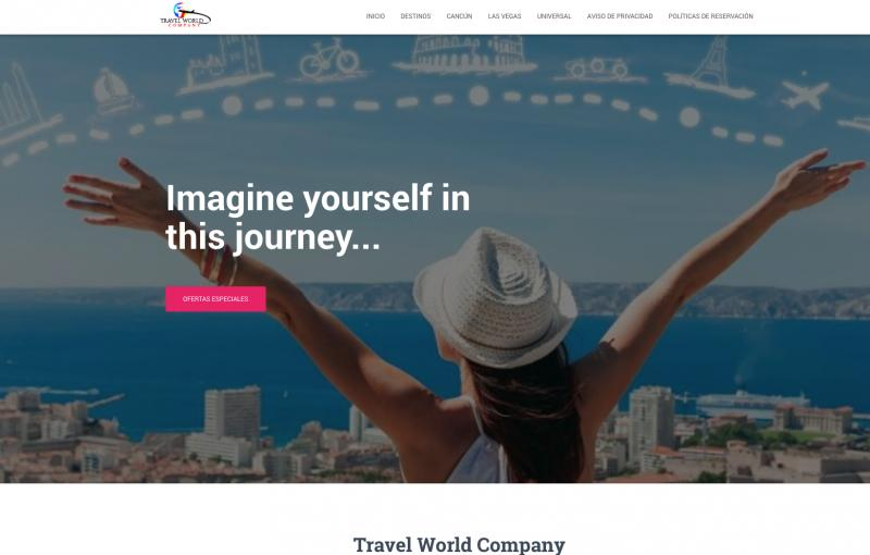 Travel World Company