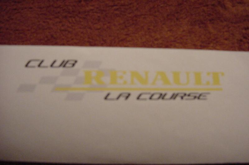 Club Renault La Course