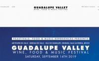 Guadalupe Valley Wine, Food & Music Festival Ensenada