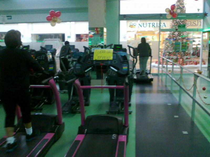 pages super fitness damas
