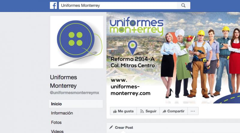 Uniformes Especiales Monterrey