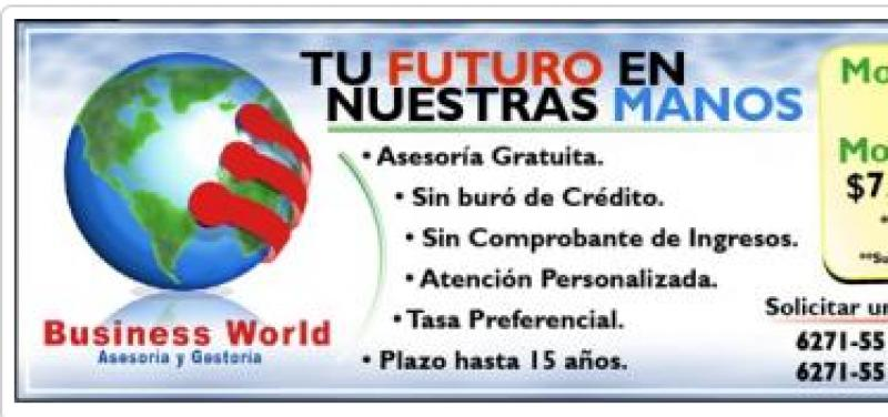 Financiera Business World