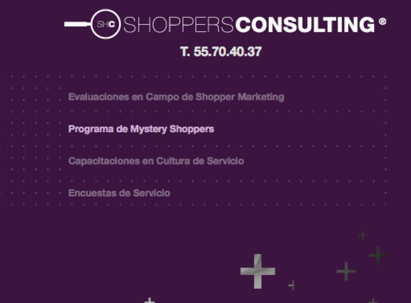 Shoppers Consulting