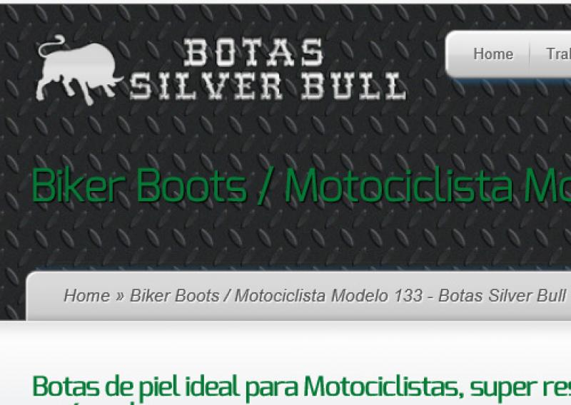 Silver Bull Boot