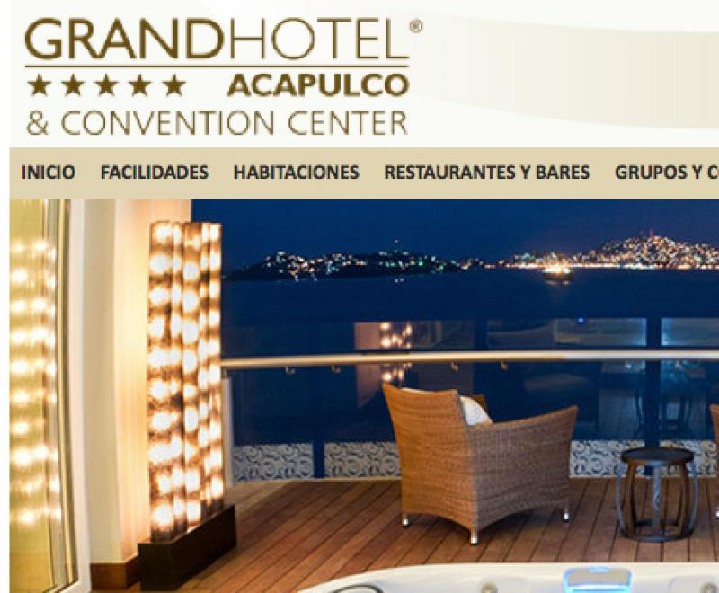 Grand Hotel Acapulco Convention Center