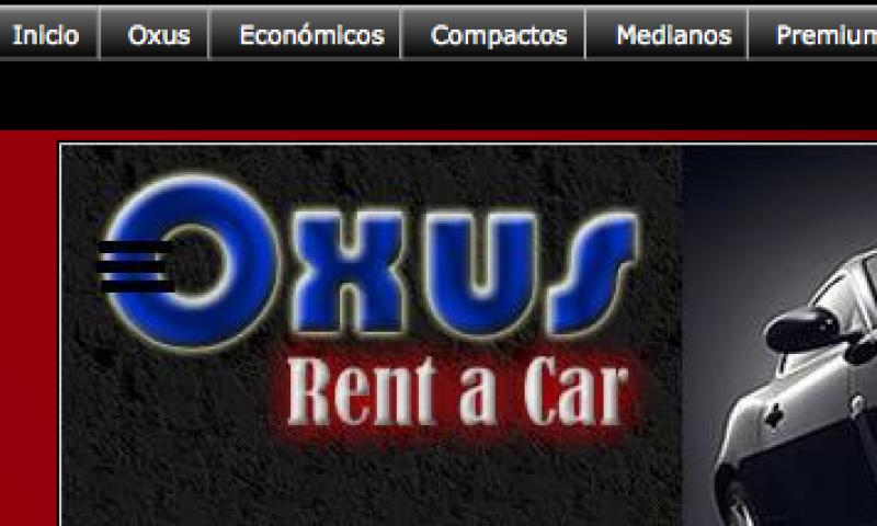 Oxus Rent a Car