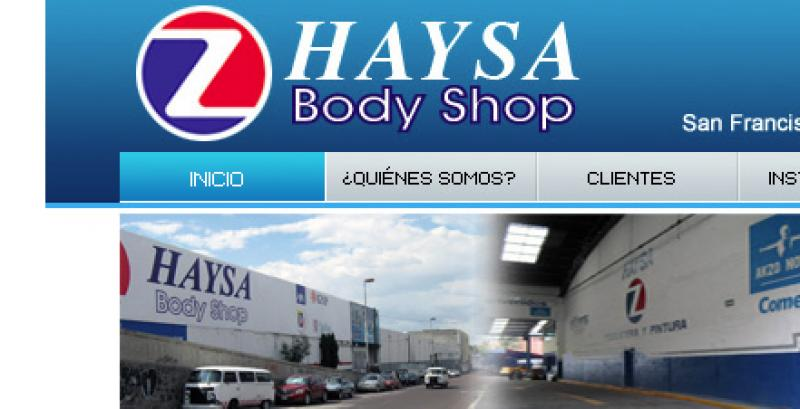 Haysa Body Shop
