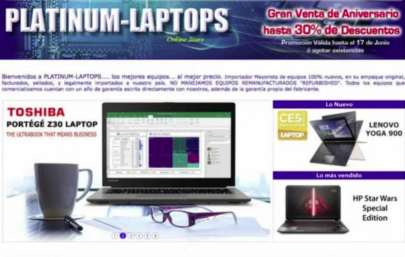 Platinum-laptops.com