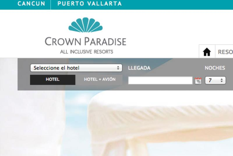 Crowne Paradise Club