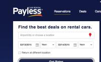 Payless Car Rental Tijuana