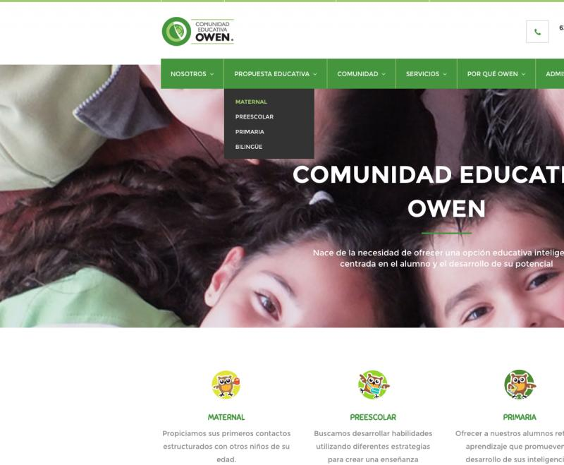 Comunidad Educativa Owen