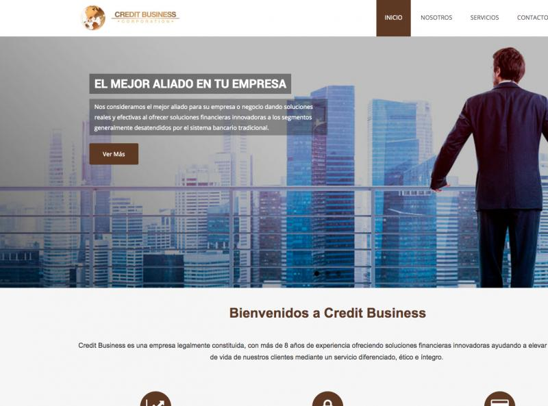 Credit Business Corporation
