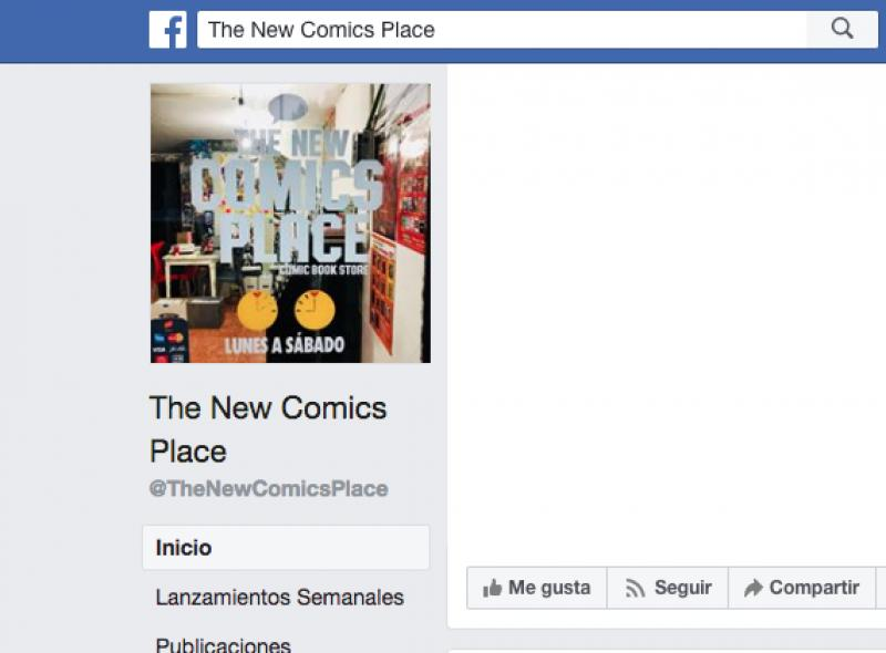 The New Comics Place