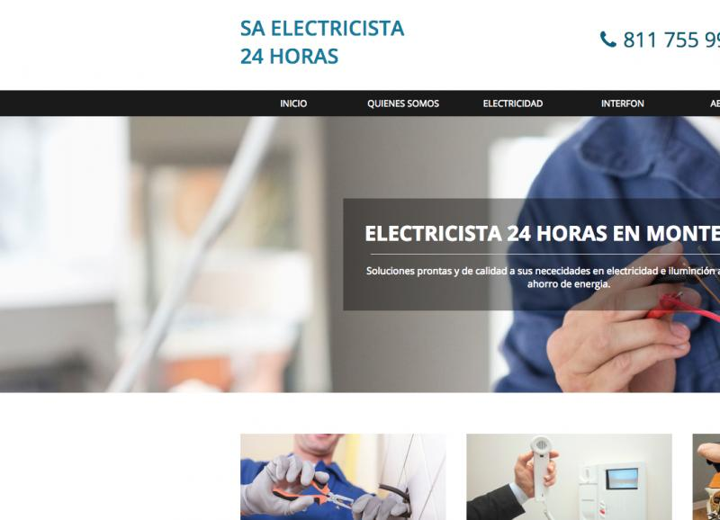 Electricista24horas.com.mx
