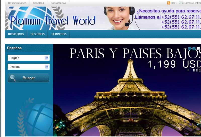 Platinum Travel World