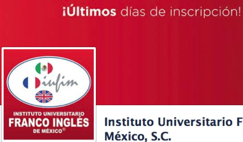 Instituto Universitario Franco Inglés de México