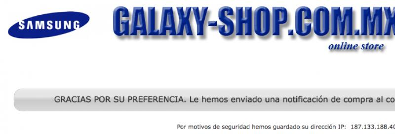 Galaxy-shop.com.mx