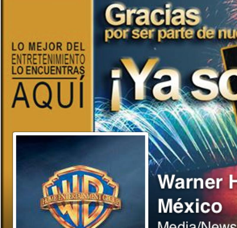 Warner Home Entertainment Mexico