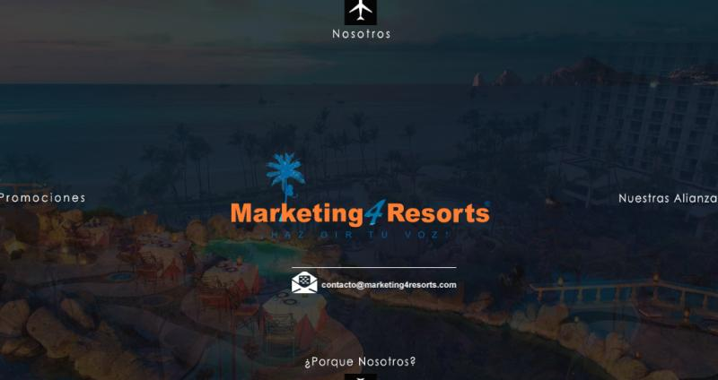 Marketing 4 Resorts