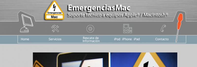 Emergencias Mac