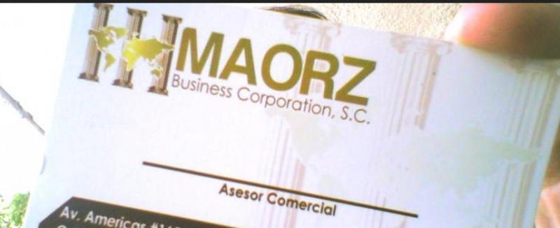 Maorz Business Corporation