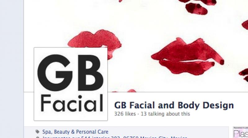 GB Facial & Body Design