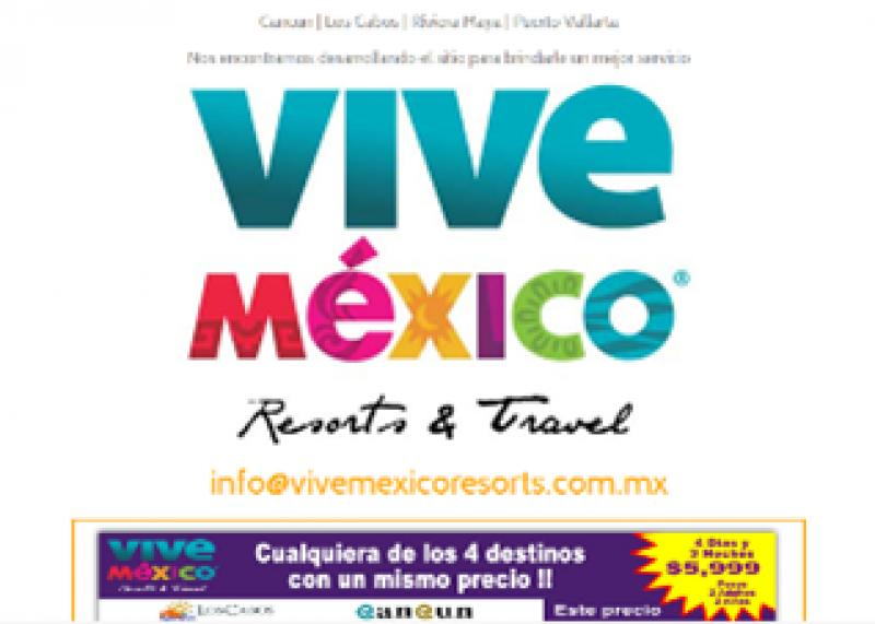Vive México Resorts & Travel