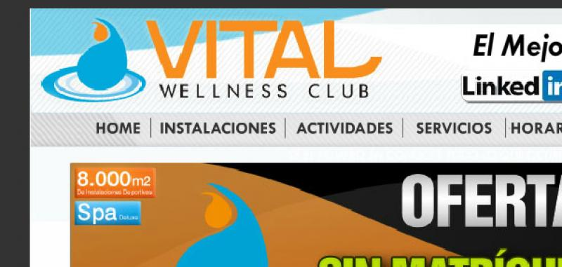 Vital Wellness Spa