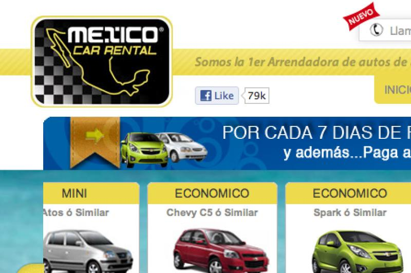 México Car Rental