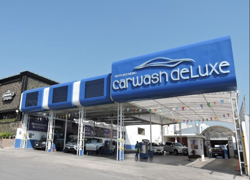 Carwash Deluxe