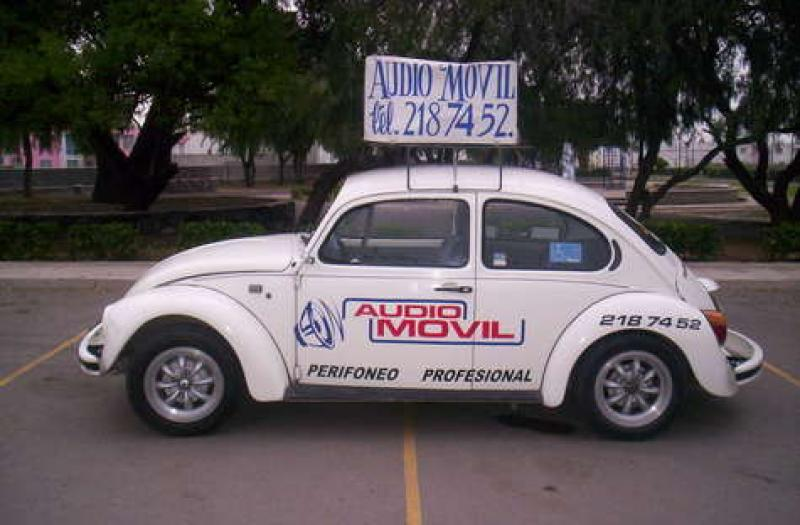 Audio Movil