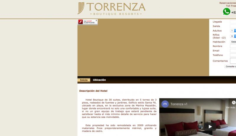 Hotel Torrenza Boutique