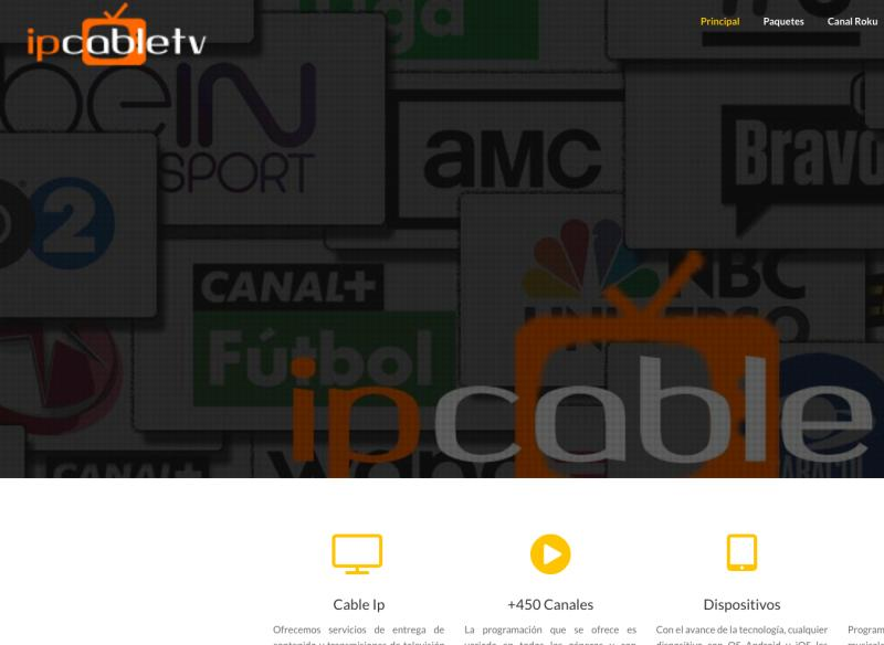 IP Cable TV