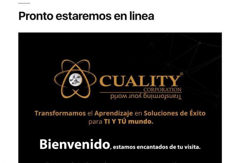 Cuality Corporation